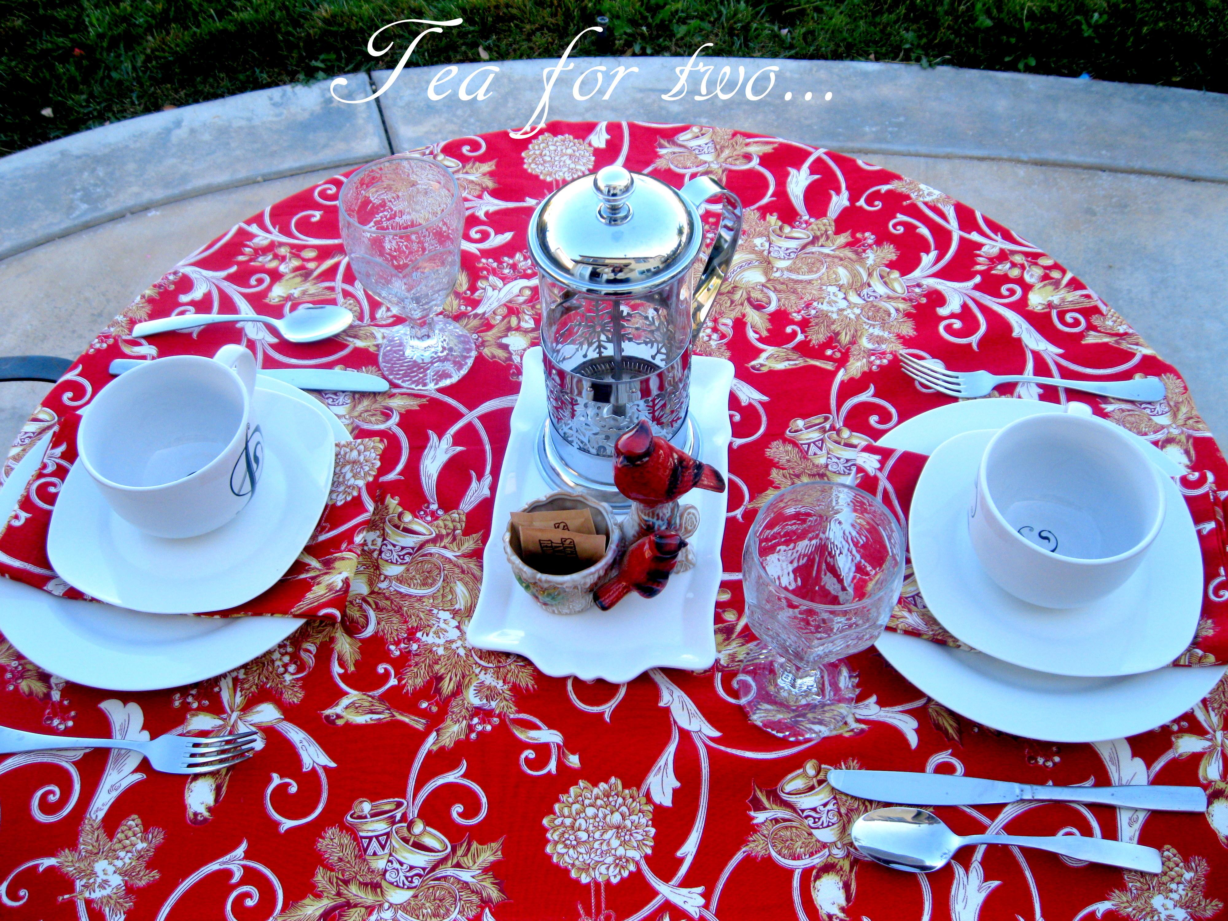 Table settings by Cheryl – Sacred Cheryl